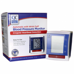 Blood Pressure Monitor  Automatic with Wrist Cuff, 1 Unit