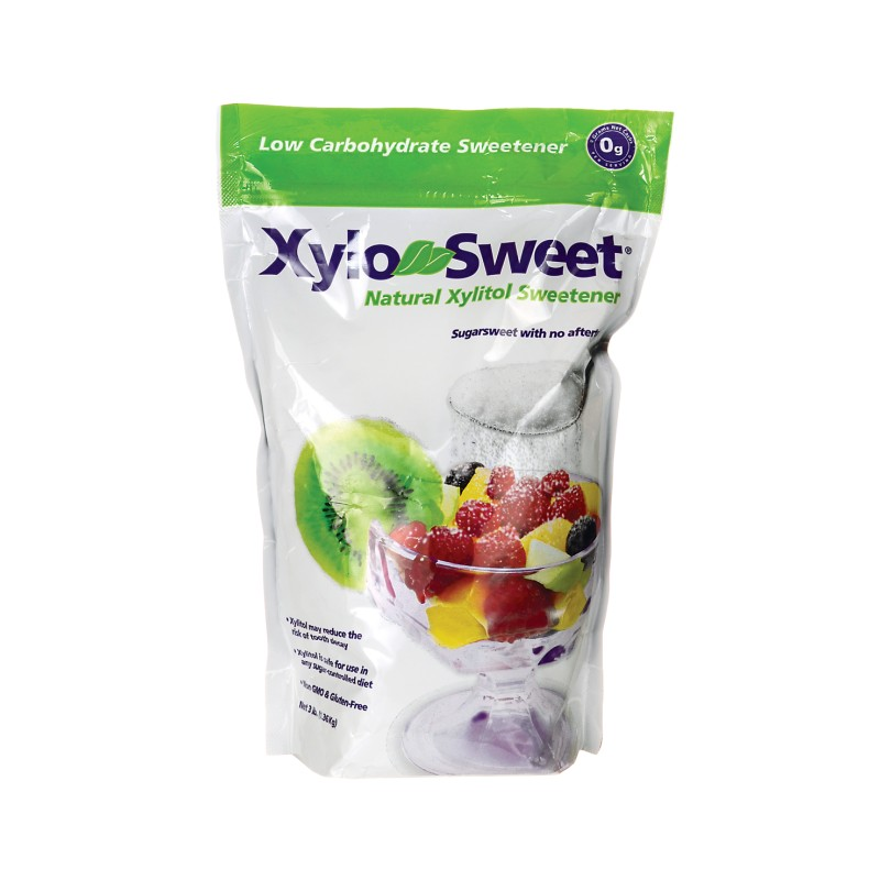 XyloSweet  Natural Xylitol, 3 lbs (1.36 kilograms) Granules