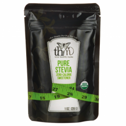Pure Stevia, 1 oz (28 grams) Pkg