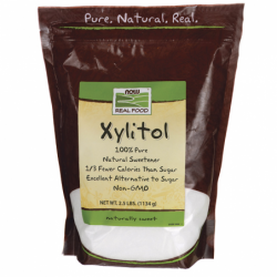 Xylitol, 2.5 lbs (1,134 grams) Pwdr