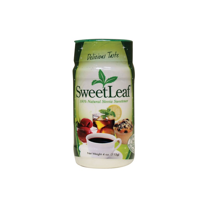 SweetLeaf Sweetener Stevia, 4 oz Pwdr