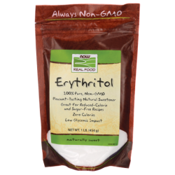 Erythritol, 1 lb (454 grams) Pwdr