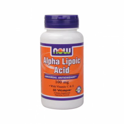Alpha Lipoic Acid 100 mg, 100 mg 60 Vcaps