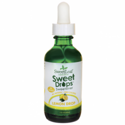 SweetLeaf Sweet Drops Lemon Drop Liquid Stevia, 2 fl oz Liquid