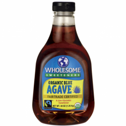 Organic Blue Agave, 44 fl oz Liquid