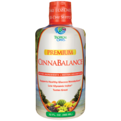 CinnaBalance, 32 fl oz (960 mL) Liquid