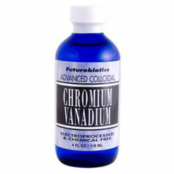 Advanced Colloidal Chromium Vanadium, 4 fl oz (118 mL) Liquid