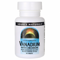 Vanadium with Chromium, 90 Tabs