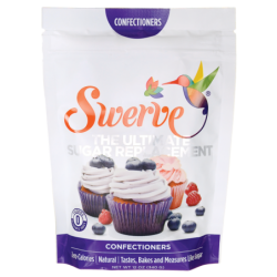 The Ultimate Sugar Replacement  Confectioners, 12 oz (340 grams) Pwdr