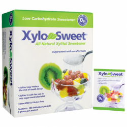 XyloSweet  Natural Xylitol Packets, 100 Pkts