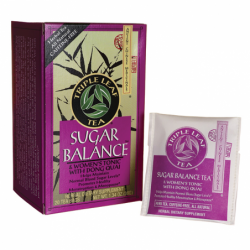 Sugar Balance and Womens Tonic, 20 Bag(s)