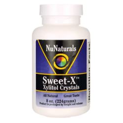 SweetX Xylitol, 8 oz Crystals