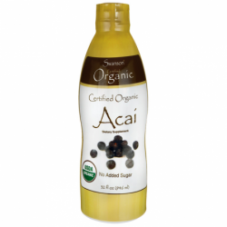 Certified Organic Acai, 32 fl oz (946 ml) Liquid