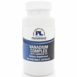 Vanadium Complex with Cinnulin PF, 90 Veg Caps