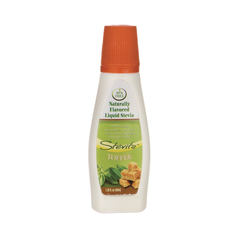 Liquid Stevia Toffee, 1.35 fl oz Liquid