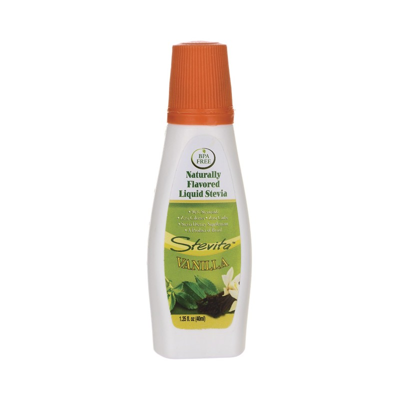Liquid Stevia Vanilla, 1.35 fl oz Liquid