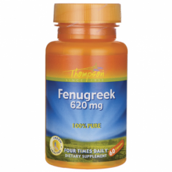 Fenugreek, 620 mg 60 Caps