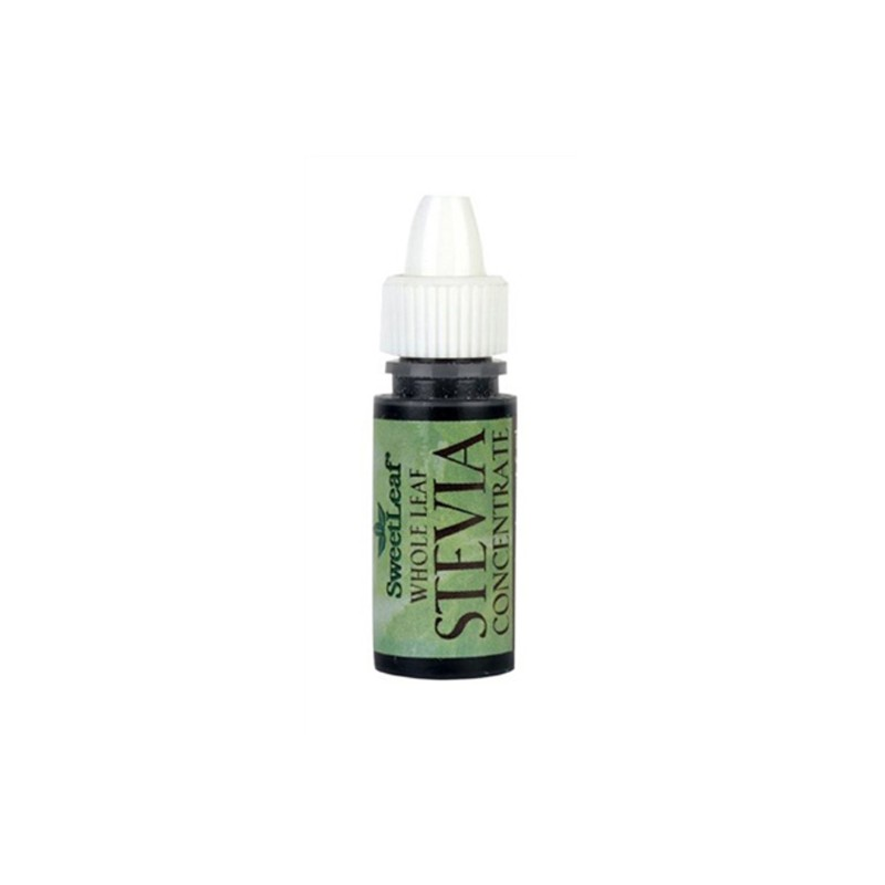Whole Leaf Stevia Concentrate, 6 mL Liquid