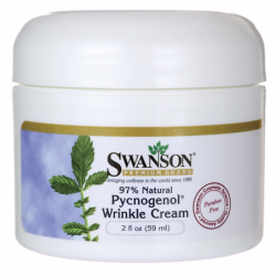 Pycnogenol Wrinkle Cream, 2 fl oz (59 ml) Cream