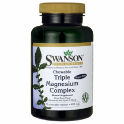 Triple Magnesium Complex, 400 mg 60 Chwbls