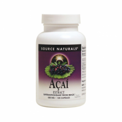 Acai Extract, 500 mg 120 Caps