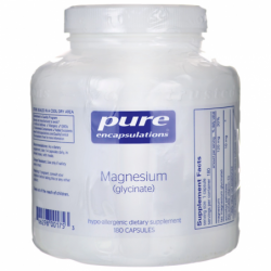 Magnesium glycinate, 120 mg...
