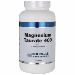 Magnesium Taurate 400, 400 mg 120 Tabs