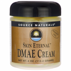 Skin Eternal DMAE Cream, 4 oz (113.4 grams) Cream