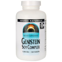 Genistein Soy Complex, 120 Tabs