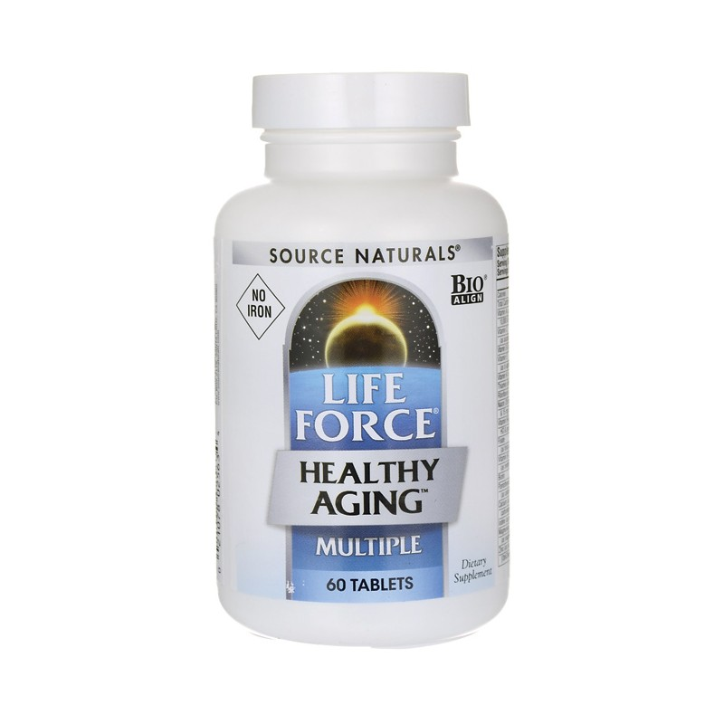 Life Force Healthy Aging Multiple, 60 Tabs
