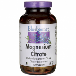 Magnesium Citrate, 400 mg 120 Cplts