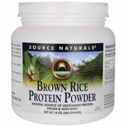 Brown Rice Protein Powder, 16 oz (454 grams) Pwdr