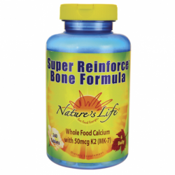 Super Reinforce Bone Formula, 240 Tabs