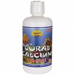 Coral Calcium Complex, 32 fl oz ((946 mL) Liquid