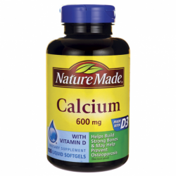 Calcium with Vitamin D3,...
