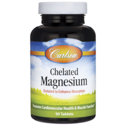 Chelated Magnesium, 200 mg 90 Tabs