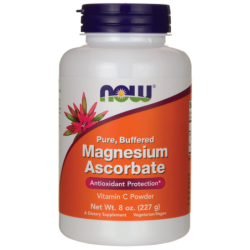 Pure, Buffered Magnesium Ascorbate, 8 oz (227 grams) Pwdr