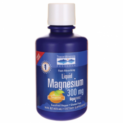 Liquid Magnesium  Tangerine, 300 mg 16 fl oz Liquid