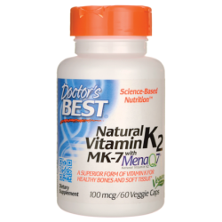 Natural Vitamin K2 with MK7...