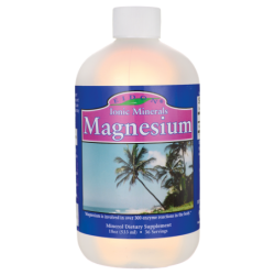 Magnesium, 18 oz (533 mL) Liquid