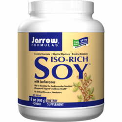IsoRich Soy, 14.1 oz (400 grams) Pwdr