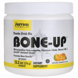 BoneUp Powder Drink Mix  Orange Flavor, 13.3 oz (376 grams) Pwdr