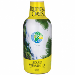 Liquid Vitamin D, 16 fl oz (480 mL) Liquid