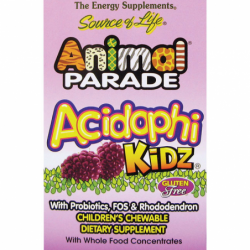 Animal Parade AcidophiKidz Berry, 90 Chwbls