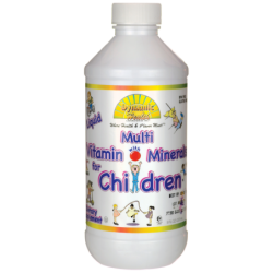 MultiVitamin with Minerals for Children, 8 fl oz (237 mL) Liquid
