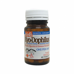 Kids KyoDophilus One Per Day  Vanilla, 60 Chwbls