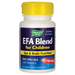 EFA Blend For Children, 60 Sgels