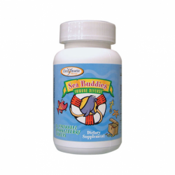 Sea Buddies Immune Defense Sparkleberry, 60 Tabs