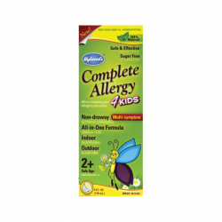 Complete Allergy 4 Kids, 4 fl oz Liquid
