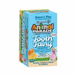 Animal Parade Tooth Fairy Probiotic, 90 Chwbls